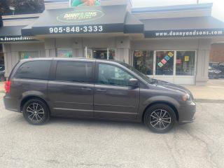 Used 2015 Dodge Grand Caravan R/T for sale in Mississauga, ON
