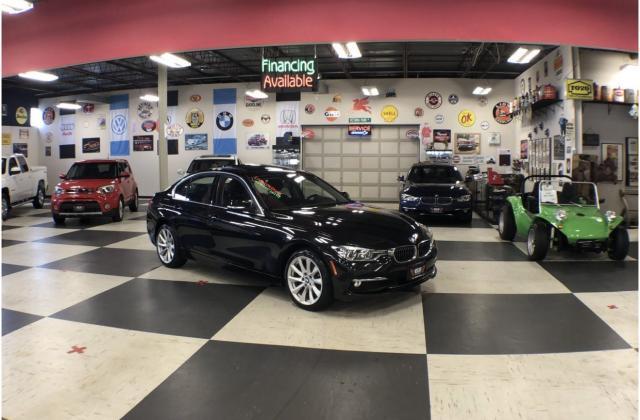 2017 BMW 3 Series 328I X DRIVE AUTO NAVI DIESEL A/C LEATHER SUNROOF