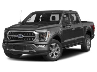 New 2021 Ford F-150 PLATINUM for sale in Surrey, BC