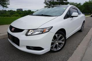 Used 2013 Honda Civic EX-L / NAVIGATION PACKAGE / LOCAL CAR / LOADED for sale in Etobicoke, ON