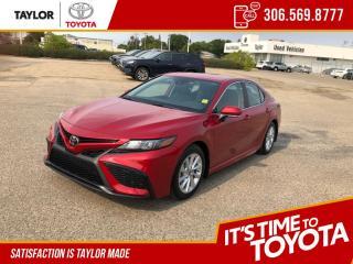 New 2021 Toyota Camry SE for sale in Regina, SK