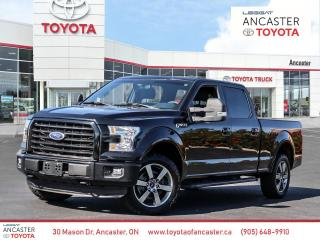Used 2016 Ford F-150 XLT for sale in Ancaster, ON