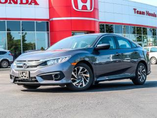 Used 2017 Honda Civic EX for sale in Milton, ON