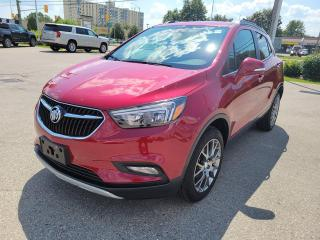 Used 2019 Buick Encore for sale in London, ON