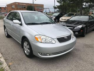 Used 2008 Toyota Corolla YES ONLY 17000KM,LOCAL TOYOTA SERVICE RECORDS for sale in Toronto, ON