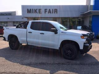 Used 2019 Chevrolet Silverado 1500 Silverado Custom Trail Boss Remote Keyless Entry, Remote Start, Heated Outside Mirrors, Rear Vision Camera, Cruise Control for sale in Smiths Falls, ON