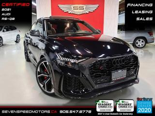 Used 2021 Audi RS 4 Q8 RS Q8 | CARBON OPTICS | LEASE & FINANCE | 9055478778 for sale in Oakville, ON