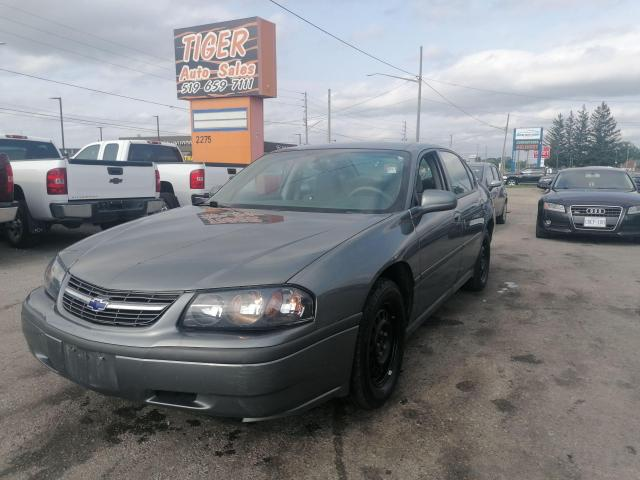 2004 Chevrolet Impala ONLY 106KMS*AUTO*GREAT CONDITION*AS IS SPECIAL