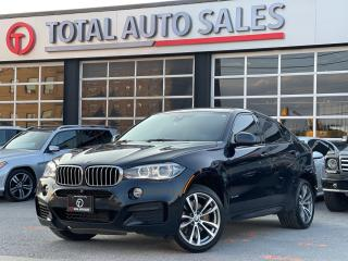 Used 2016 BMW X6 //M SPORT | V8 5.0i 445HP | BANG OLUFSEN | LOADED for sale in North York, ON