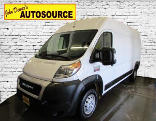 Used 2021 RAM Cargo Van ProMaster for sale in Peterborough, ON