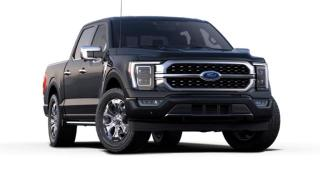 New 2021 Ford F-150 PLATINUM for sale in Forest, ON