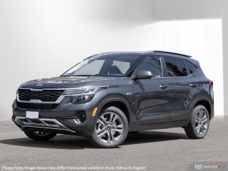 New 2022 Kia Seltos LX AWD for sale in Kitchener, ON