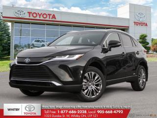 New 2021 Toyota Venza XLE for sale in Whitby, ON