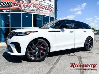 Used 2020 Land Rover Range Rover Velar | RARE | AMBIENT LIGHTING | PANO ROOF | RED LEATHE for sale in Etobicoke, ON