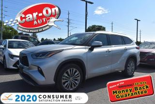 Used 2020 Toyota Highlander Limited | AWD | NEW ARRIVAL for sale in Ottawa, ON