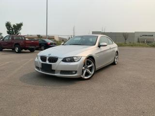 Used 2008 BMW 3 Series 335I   COUPE   $0 DOWN - EVERYONE APPROVED!! for sale in Calgary, AB