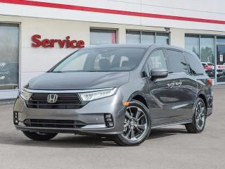 New 2022 Honda Odyssey Touring for sale in Brandon, MB