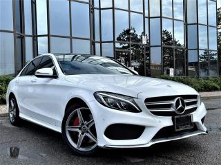 Used 2018 Mercedes-Benz C-Class C300 4MATIC |AMG PKG|PANORAMIC|WOOD TRIM|LEATHER|ALLOYS| for sale in Brampton, ON