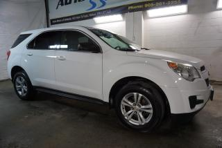 Used 2010 Chevrolet Equinox LS AWD CERTIFIED 2YR WARRANTY *FREE ACCIDENT* HEATED LEATHER BLUETOOTH ALLOYS for sale in Milton, ON