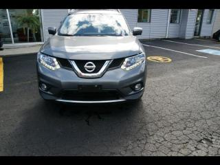 Used 2016 Nissan Rogue SV for sale in Brockville, ON