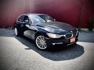 Used 2015 BMW 3 Series 328d xDrive, Navi, Diesel B-cam, Roof, Heads up display! for sale in Scarborough, ON