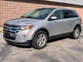 Used 2013 Ford Edge SEL | AWD | NAVI | for sale in Barrie, ON