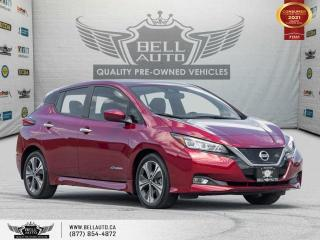 Used 2018 Nissan Leaf SV, Electric, Navi, RearCam, B.spot, NoAccident, Bluetooth for sale in Toronto, ON