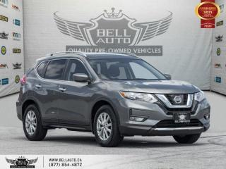 Used 2017 Nissan Rogue SV, RearCam, B.spot, Bluetooth, NoAccident, CruiseControl for sale in Toronto, ON
