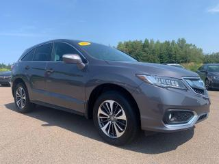 Used 2018 Acura RDX ELITE for sale in Summerside, PE