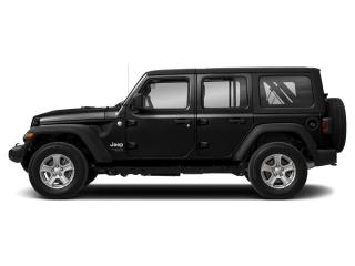 New 2021 Jeep Wrangler Sport S Unlimited  -  Wi-Fi for sale in Surrey, BC