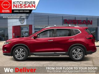 Used 2019 Nissan Rogue AWD SL   - 1 OWNER | NAVI | 360 CAM | PANO. ROOF for sale in Kitchener, ON