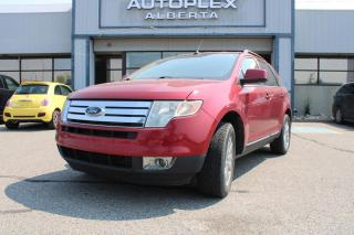 Used 2008 Ford Edge Limited AWD for sale in Calgary, AB