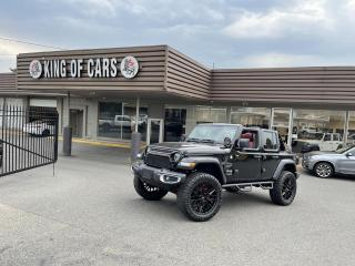 Used 2019 Jeep Wrangler Sahara for sale in Langley, BC