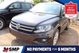 Used 2016 Volkswagen Tiguan COMFORTLINE for sale in Saskatoon, SK