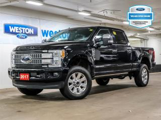 Used 2017 Ford F-250 Platinum+4X4+6.7L POWER STROKE DIESEL+CAMERA+NAVIGATION for sale in Toronto, ON