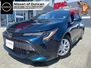 Used 2019 Toyota Corolla Hatchback for sale in Duncan, BC