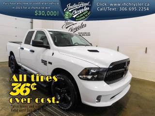 New 2021 RAM 1500 Classic Express 4x4   HEMI   Bluetooth for sale in Indian Head, SK