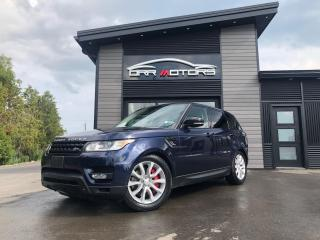 Used 2014 Land Rover Range Rover Sport V8 Supercharged SUPERCHARGED SPORT! for sale in Stittsville, ON