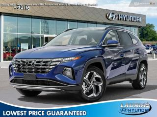 New 2022 Hyundai Tucson 1.6 T AWD Ultimate Hybrid  - DEMO for sale in Port Hope, ON