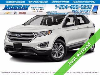 Used 2017 Ford Edge SEL for sale in Brandon, MB