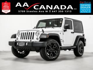 Used 2017 Jeep Wrangler SPORT for sale in North York, ON