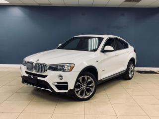 Used 2018 BMW X4 xDrive28i|No accident|HUD|Upgrade Seat|Enhanced| for sale in North York, ON