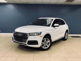 Used 2019 Audi Q5 Komfort|1 Owner|No Accident|Keyless|Back-up Camera for sale in North York, ON