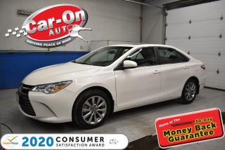Used 2017 Toyota Camry XLE | NAVIGATION | BLIND SPOT | SUNROOF for sale in Ottawa, ON