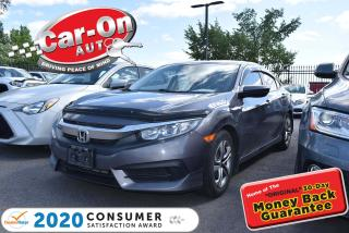 Used 2016 Honda Civic LX | NEW ARRIVAL for sale in Ottawa, ON