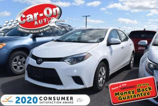 Used 2016 Toyota Corolla CE | NEW ARRIVAL for sale in Ottawa, ON