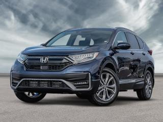 Used 2021 Honda CR-V Touring for sale in Cornwall, ON