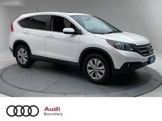 Used 2012 Honda CR-V EX-L 4WD AT for sale in Burnaby, BC