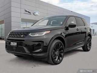 Used 2020 Land Rover Discovery Sport P250 SE * October Special Offer * for sale in Winnipeg, MB