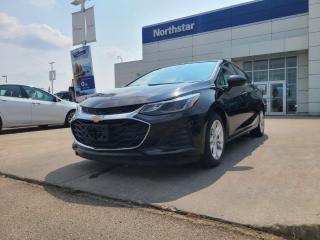Used 2019 Chevrolet Cruze LT AUTO/HEATEDSEATS/BACKUPCAM/POWERGROUP/AC/CRUISE for sale in Edmonton, AB